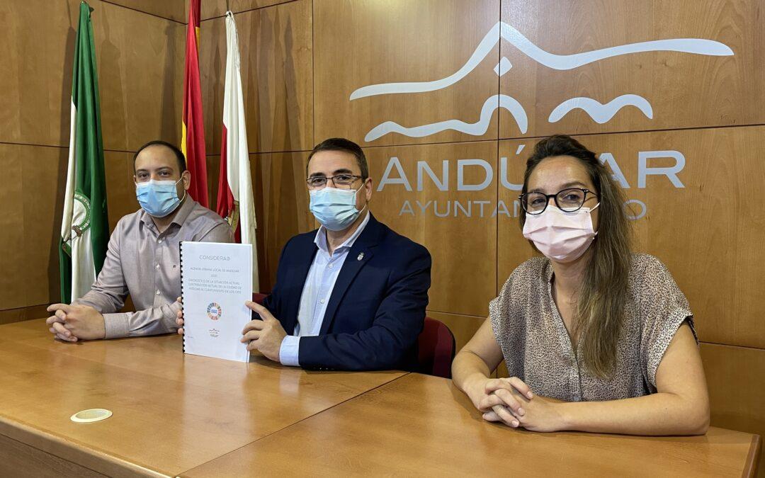 El Ayuntamiento realiza la Agenda Urbana Local 2030 para concurrir a los fondos procedentes de Europa