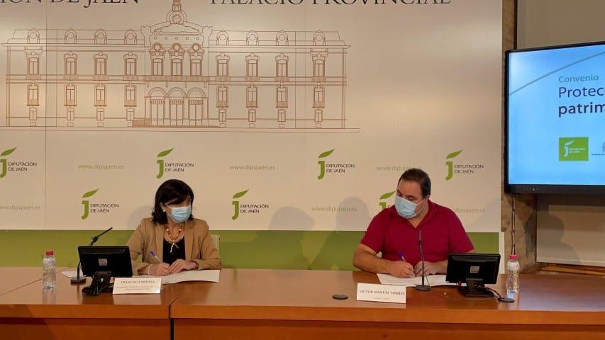 Convenio para la protección y difusión del Patrimonio Documental de Martos
