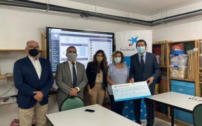 """Una pizarra digital para el Centro Ocupacional """"La Peña"""""""