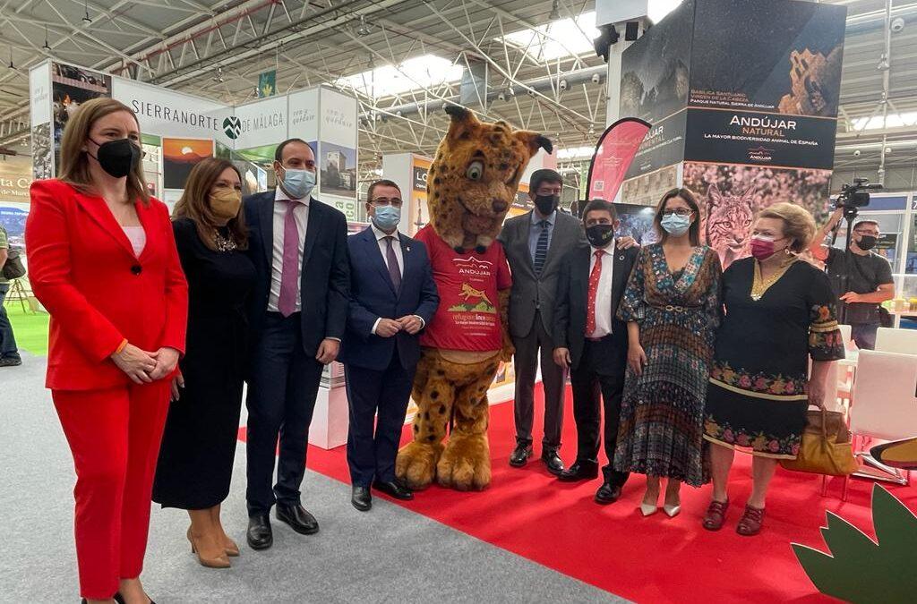 """Andújar muestra sus recursos turísticos en la XIX Feria de Turismo """"Tierra Adentro"""""""