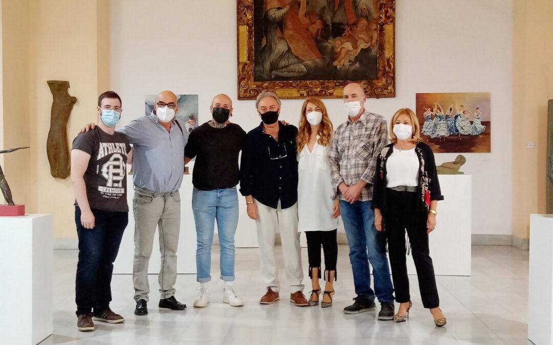 Muestra de Artistas en el Museo González Orea