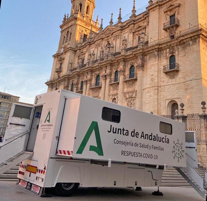 Repunte de casos Covid19 en la provincia de Jaén