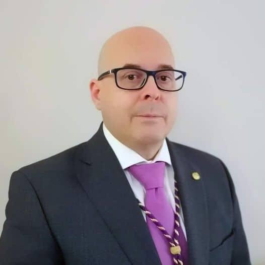 Nuevo Hermano Mayor del Nazareno de Linares