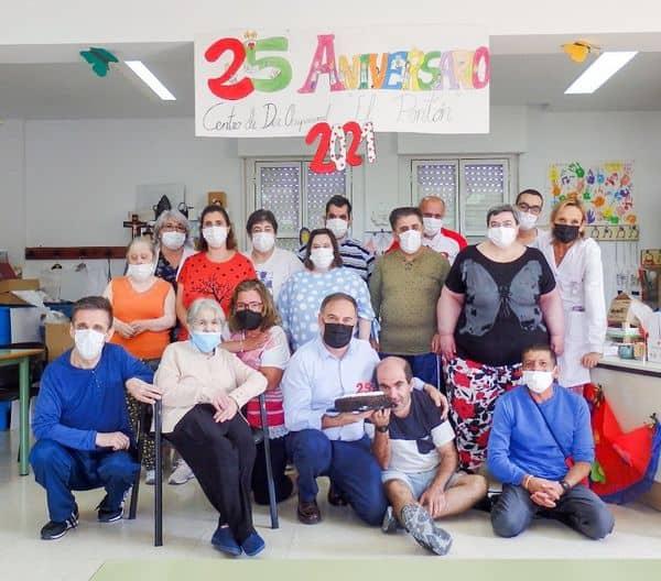 El Centro Ocupacional de Alcaudete cumple 25 años