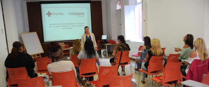 Nuevos cursos para desempleados en Linares