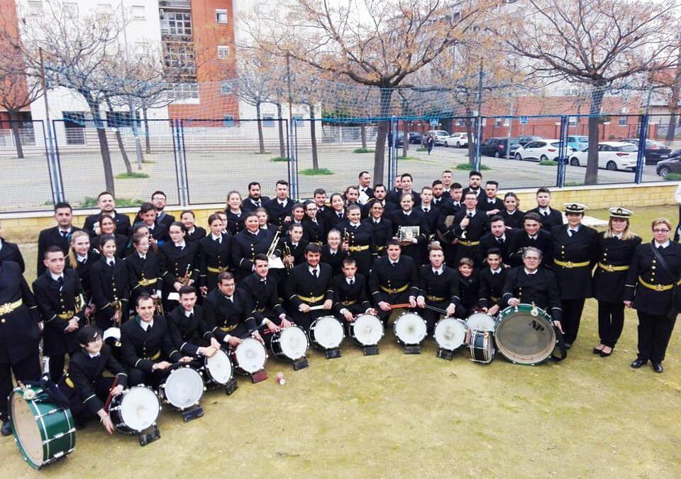 Encuentro de Bandas de Semana Santa en Alcaudete