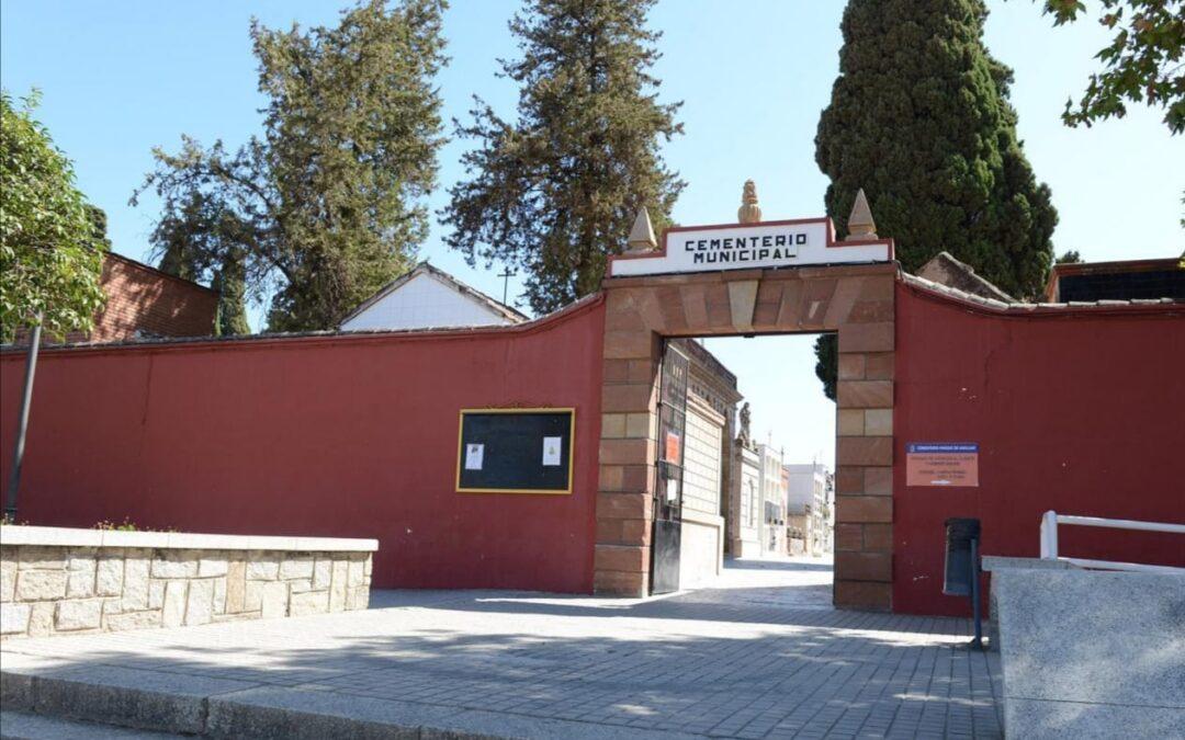 El cementerio de Andújar amplía su horario de cara a la celebración de todos los santos