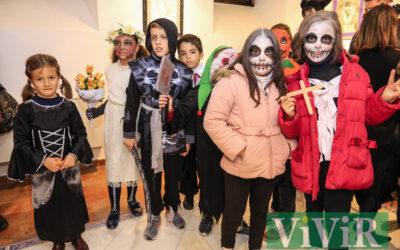 Halloween en la Casa de la Cultura de Martos