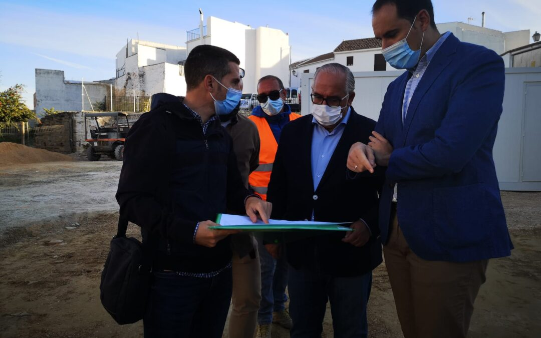Una inversión de 350.000 euros dará más protagonismo al peatón en el centro del municipio dentro del 'Plan Vive Tu Ciudad'