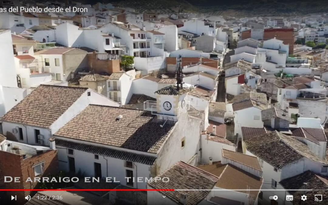 """Castillo de Locubín estuvo presente en """"Tierra Adentro"""""""