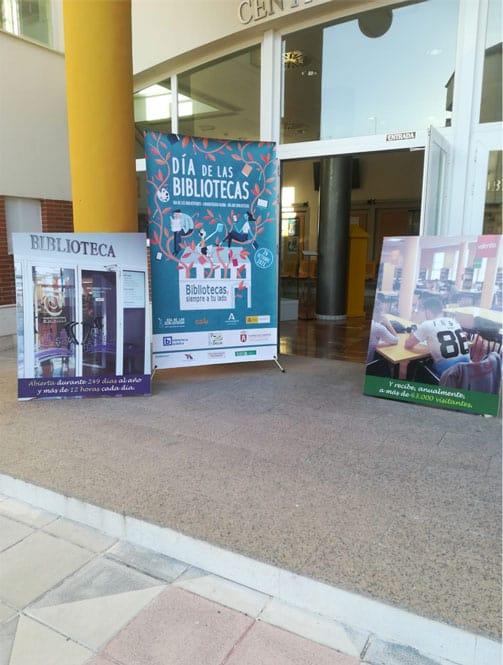 La Biblioteca Municipal de Torredelcampo se suma a la celebración del Día de las Bibliotecas