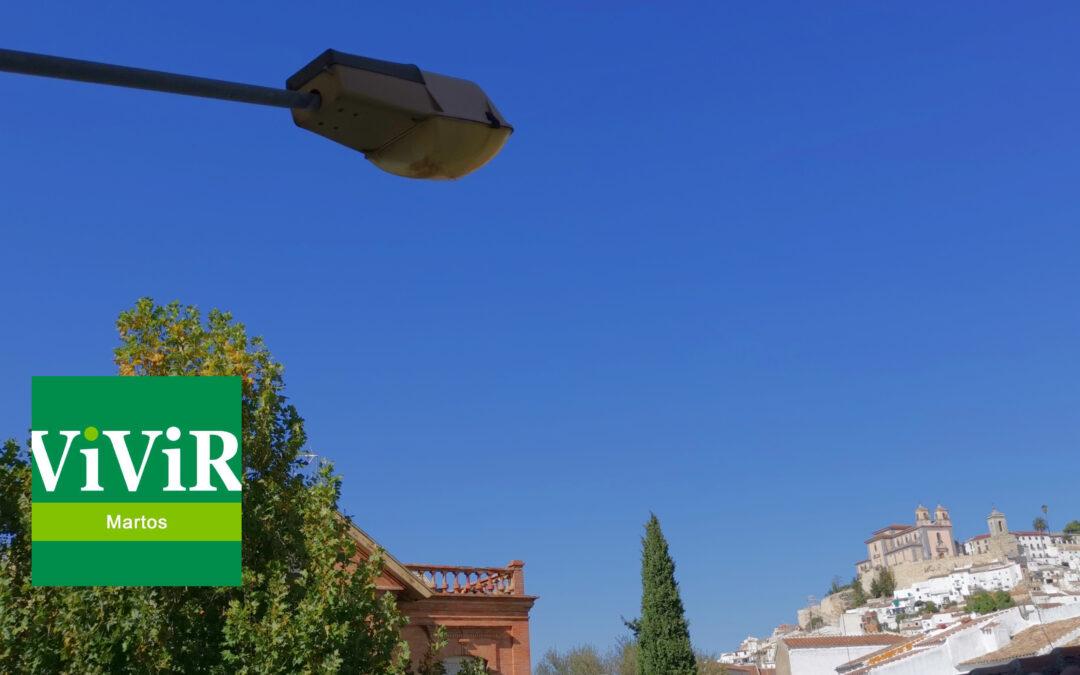 Martos destina 22 millones de euros a mejora de la gestión energética