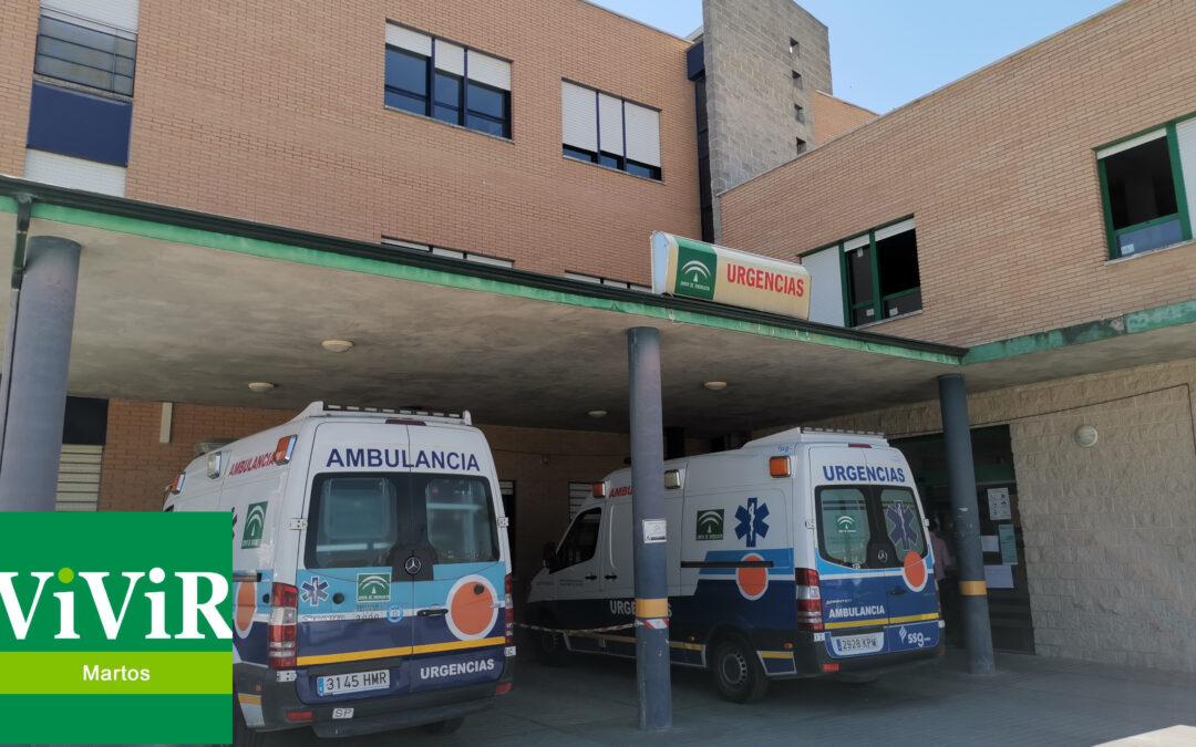 Torres reivindica su apuesta en defensa de los servicios públicos sanitarios en Martos