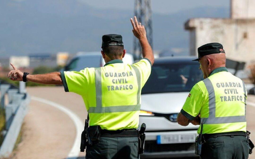 Detenido un conductor en Linares por presunto delito contra la Seguridad del Tráfico