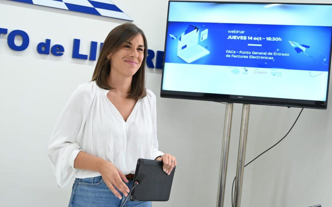Linares pone en marcha nuevas jornadas formativas sobre facturación electrónica