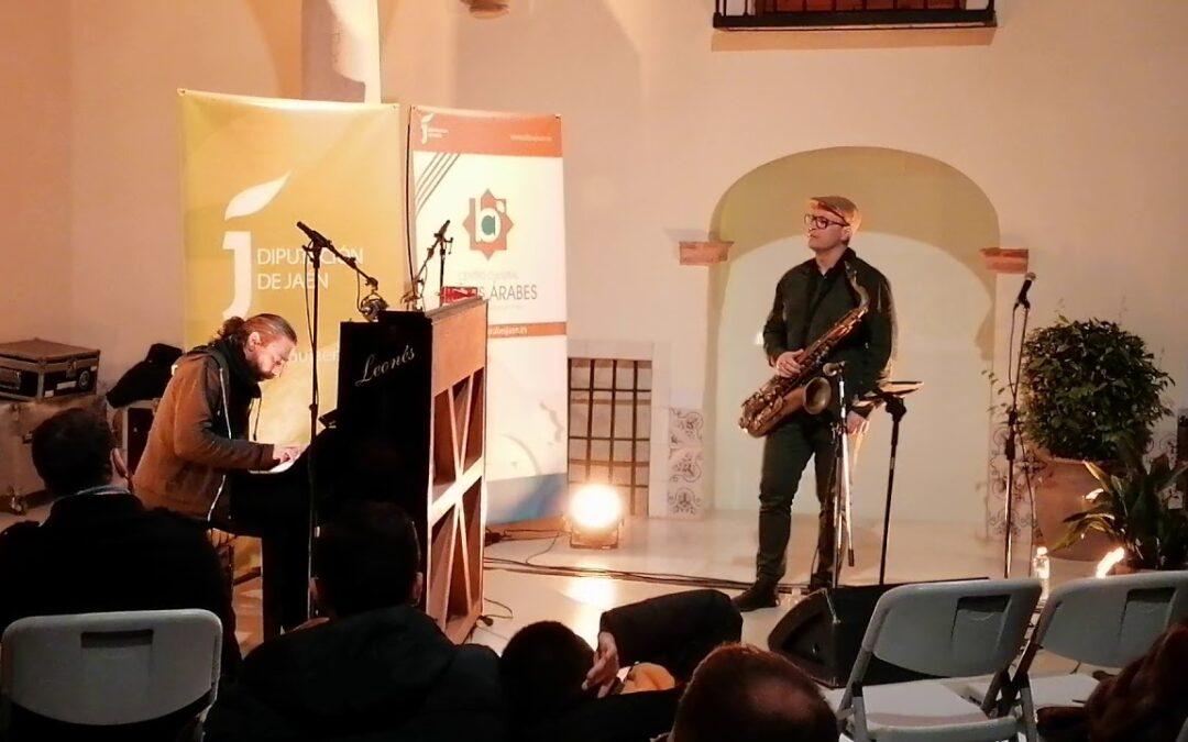 Concierto de jazz en el Teatro Municipal de Martos